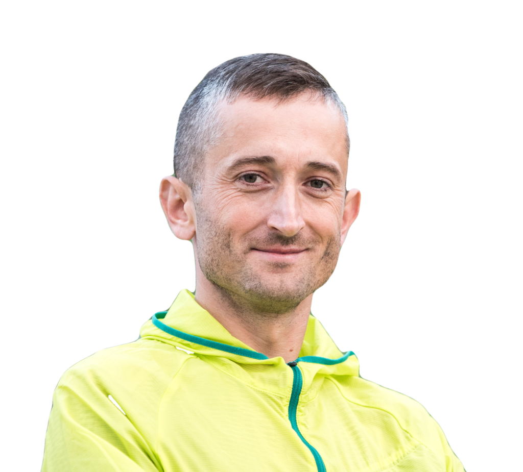 Trener Henryk Szost